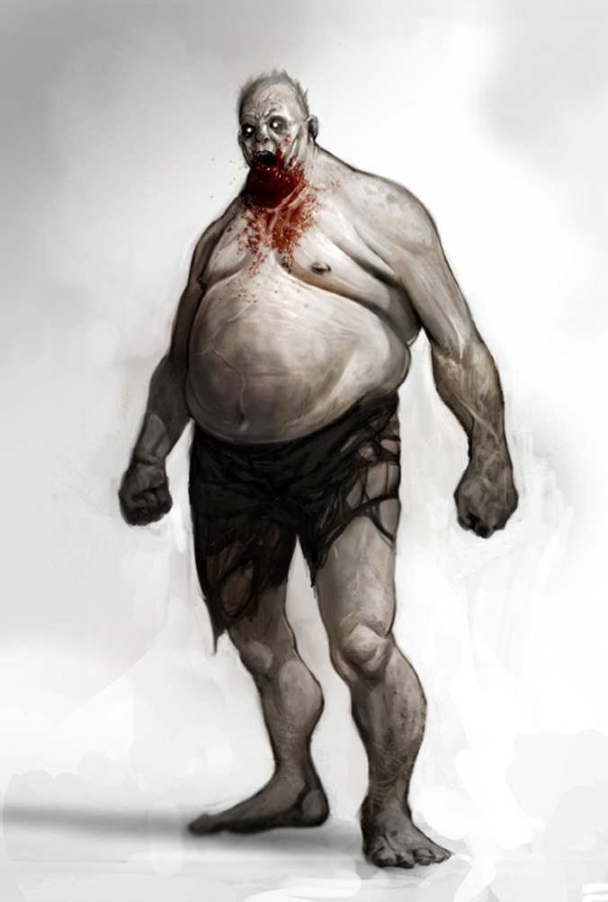 fat zombie doug williams