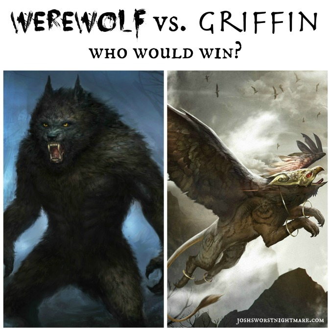 werewolf vs griffin