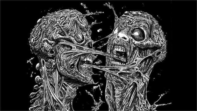 2016-Nieuwe-Schilderen-Nummers-Schilderijen-Wall-Art-Horror-Zombies-Kunstwerk-Achtergrond-4-Maten-Home-Decor-Canvas
