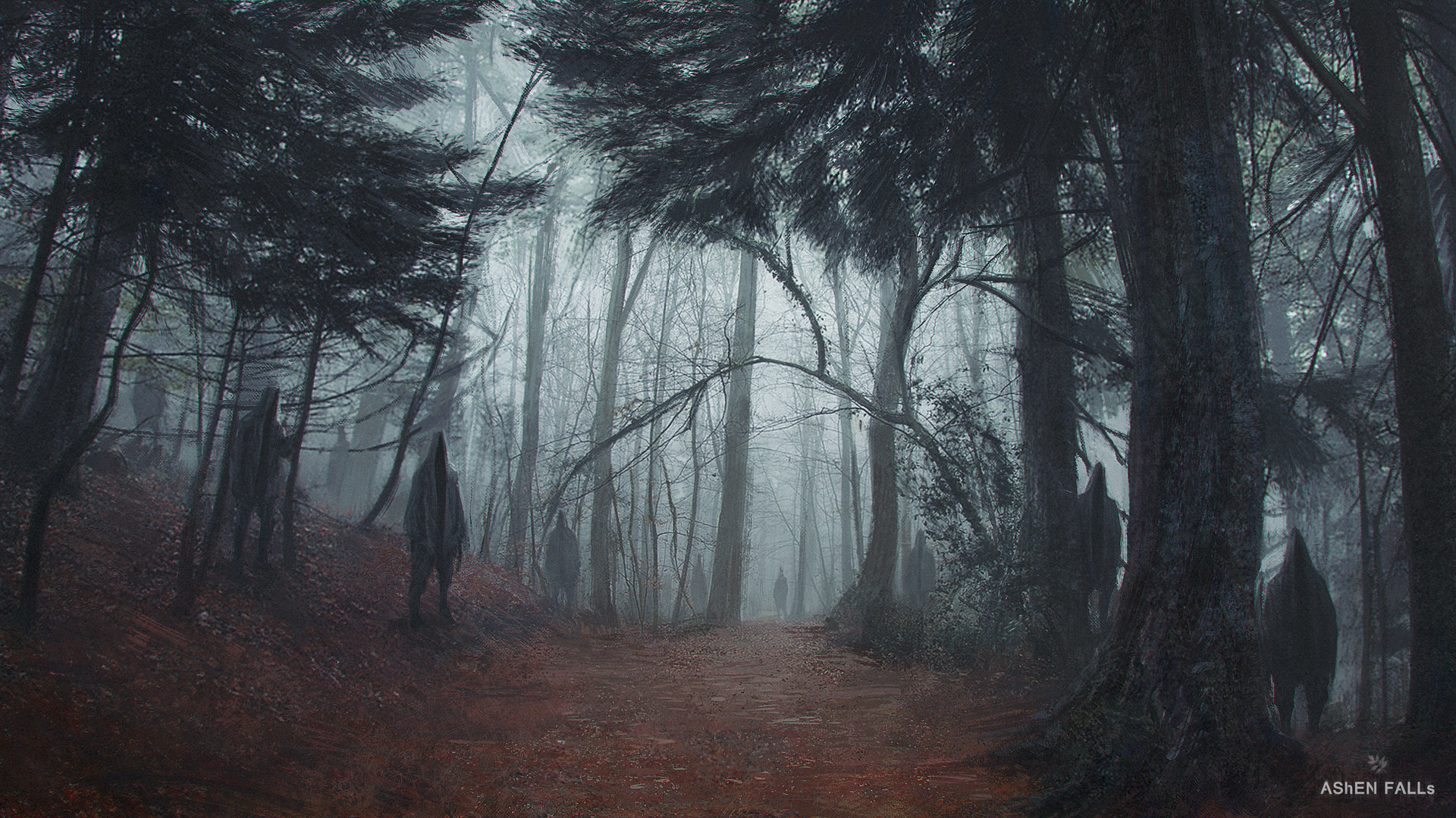 the forest giles ketting