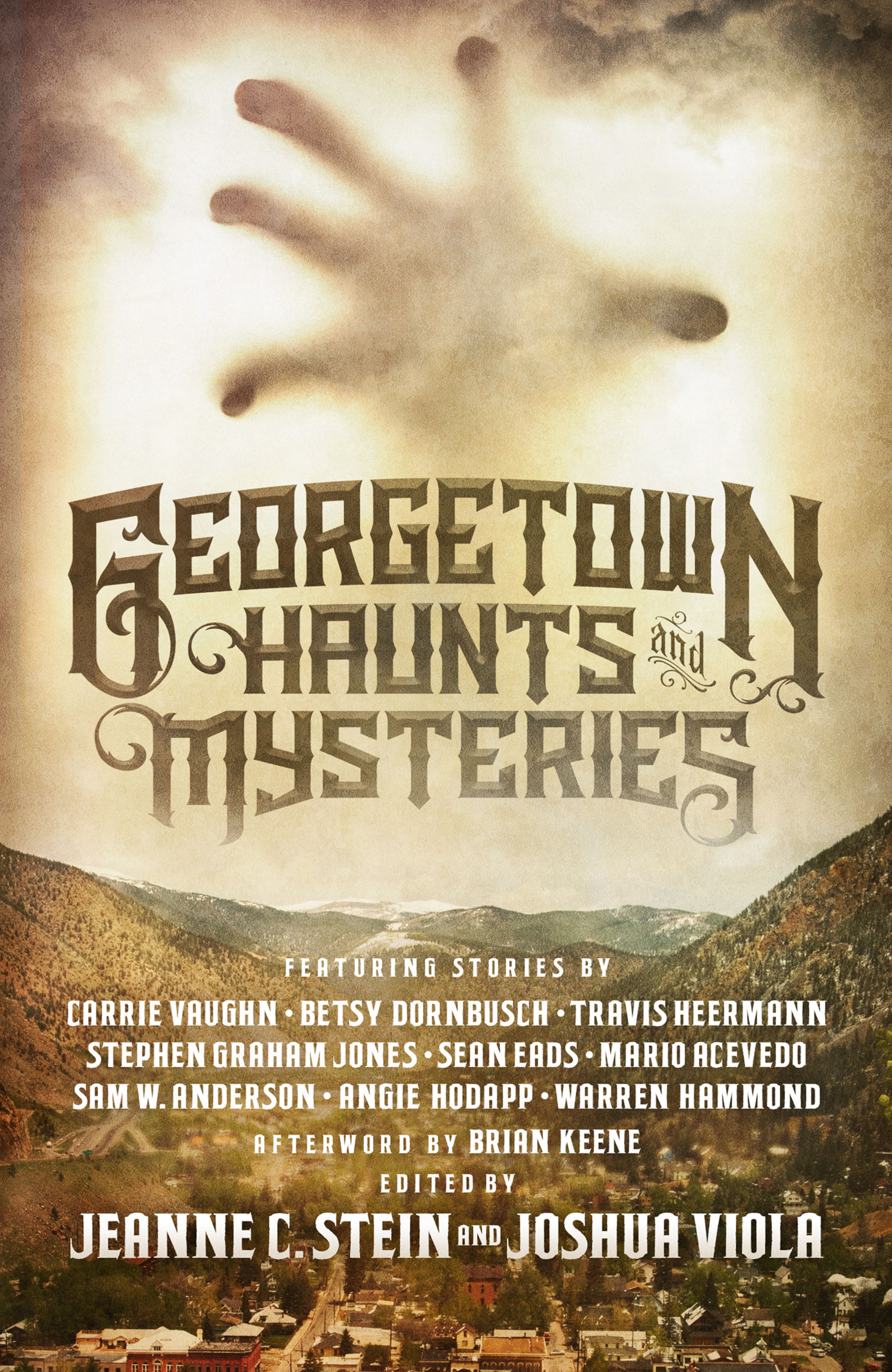 georgetown haunts large