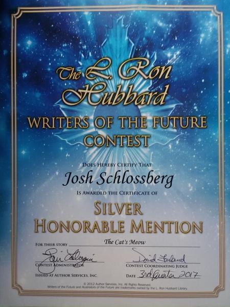 Hubbard Award