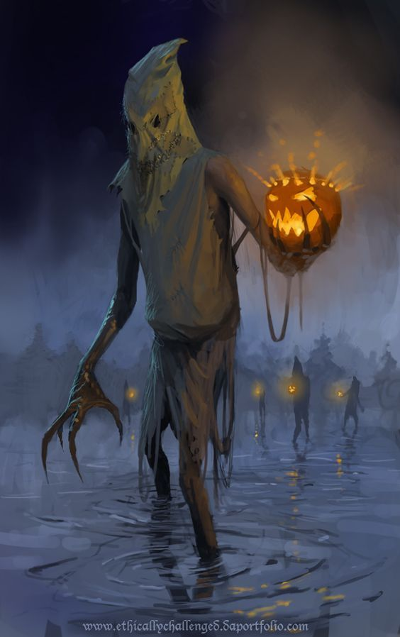 swamp pumpkin ethicallychallenged