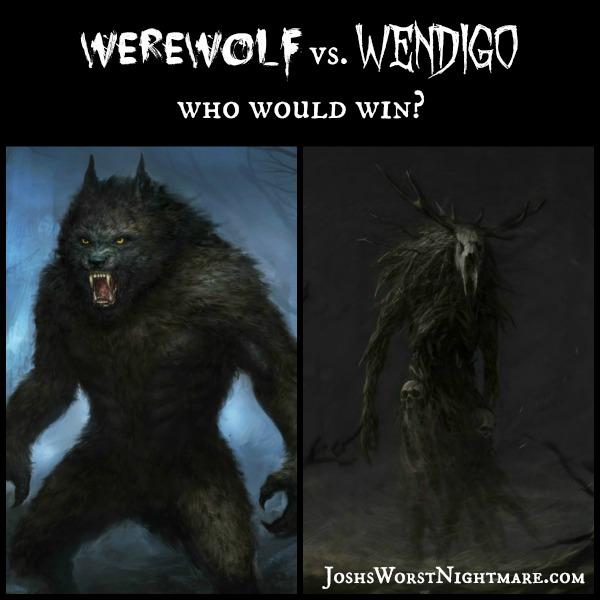 werewolf vs. wendigo 600